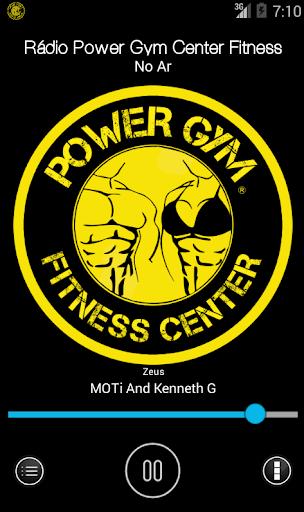 Rádio Power Gym Center Fitness