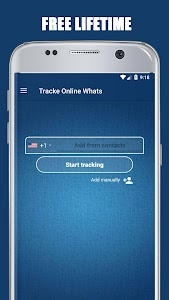 Download Online Whats Tracker: whats Monitor APK latest version app