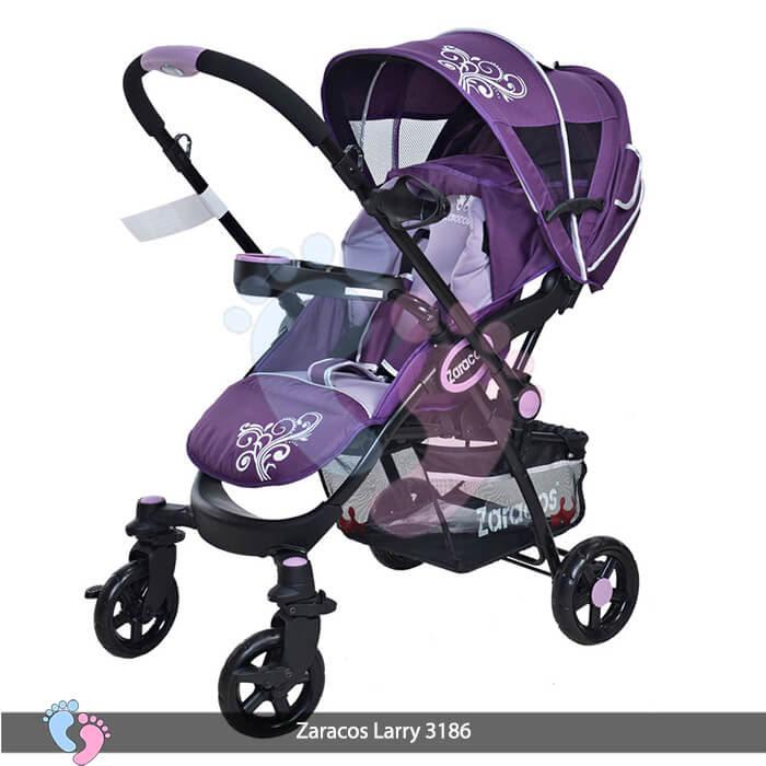 Xe đẩy trẻ em Zaracos Larry 3186 6