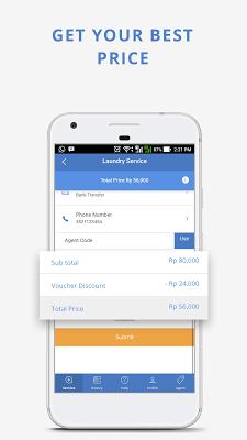 Seekmi - screenshot