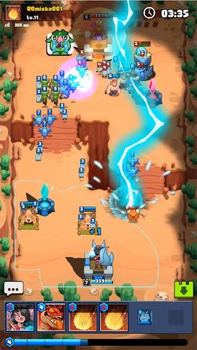 Code Triche Hero of Empire: Clash Kingdoms RTS  APK MOD (Astuce) screenshots 6