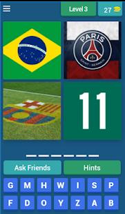 4 Pics 1 Footballer - náhled