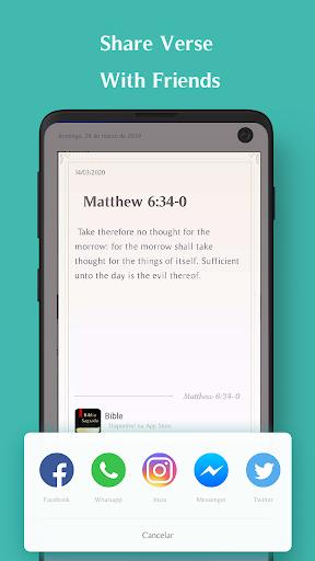 King James Version Holy Bible-Offline Free Bible screenshot 5
