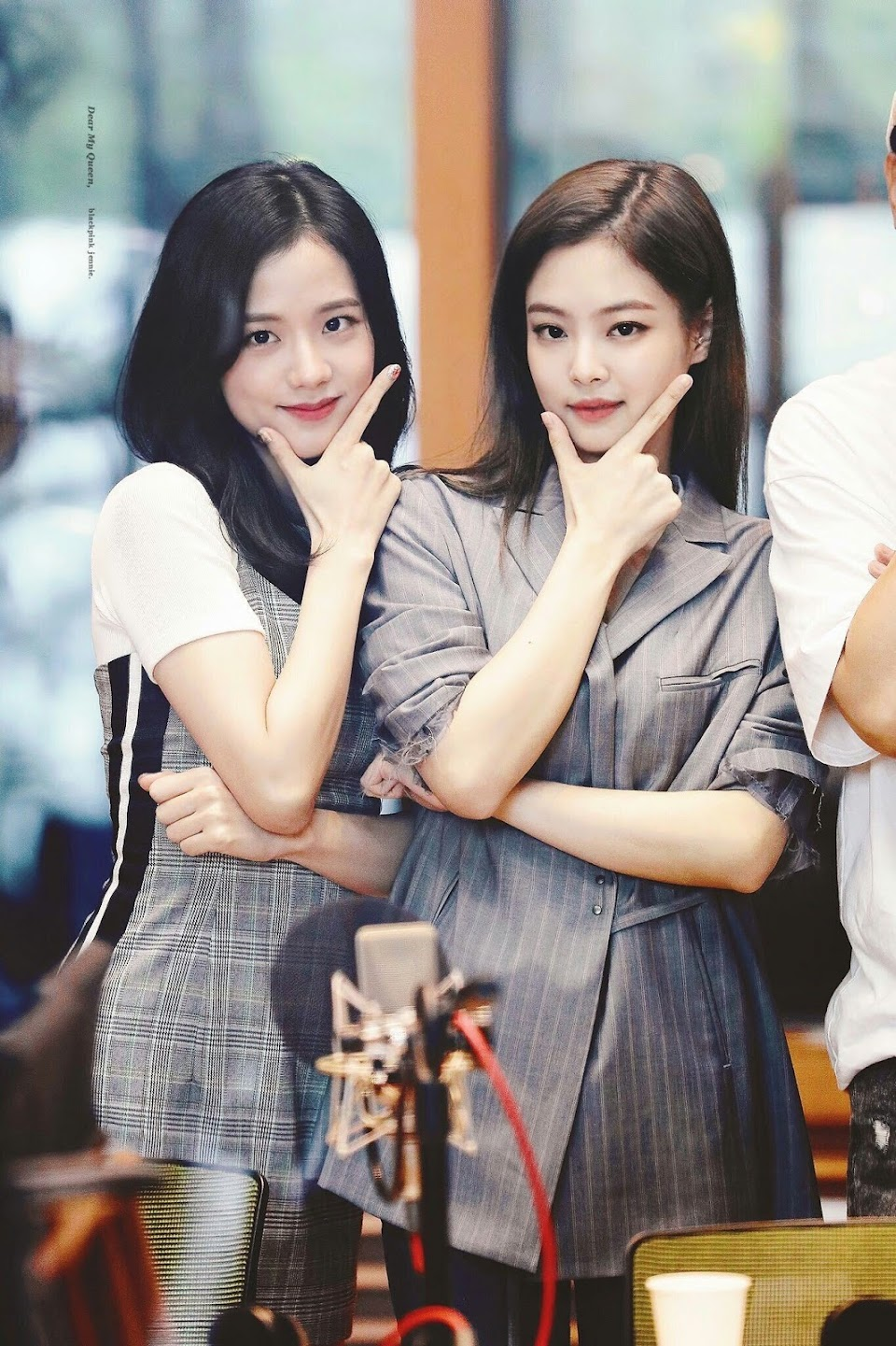 blackpink jennie jisoo 2