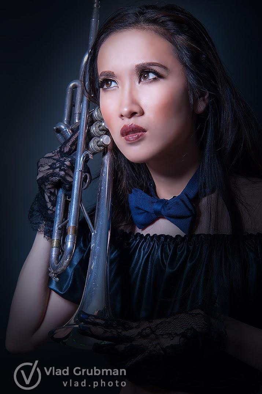Musician's Creative Headshot - Photography by Vlad Grubman / ZealusMedia.com
