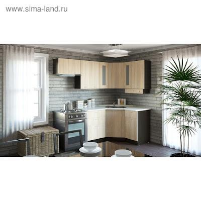 Кухонный гарнитур Симона литл 1300*2000