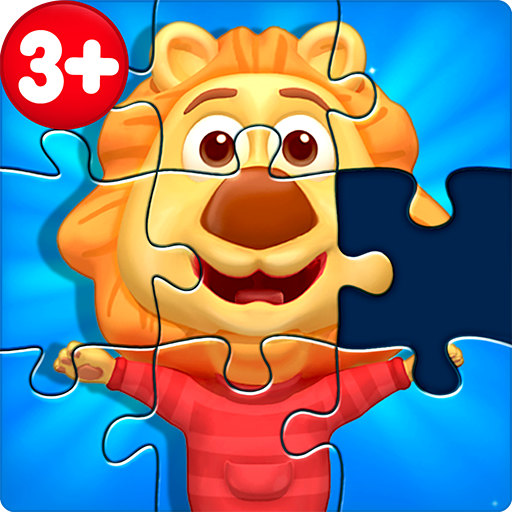 Puzzle Kids - Animals Shapes and Jigsaw Puzzles file APK for Gaming PC/PS3/PS4 Smart TV