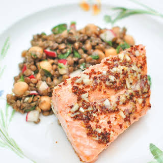5-Ingredient Orange Maple Salmon.
