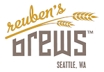 Logo of Reuben's Brews Crikey