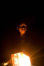 Photo: Night time visitor (Tadapani)