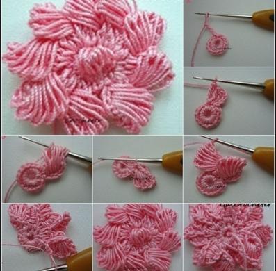 DIY のかぎ針編みのプロジェクトのおすすめ画像4