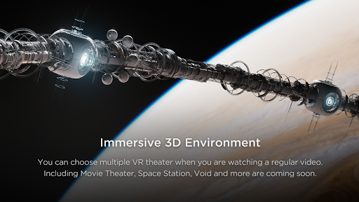 SKYBOX VR Video Player  screenshots 3