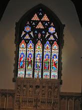 Photo: Window at Christ Church, Montreal