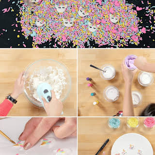 Unicorn Sprinkles.