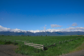 Photo: Farmland near Joseph Oregon
