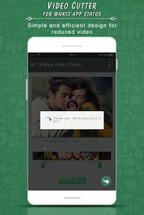 Video Status Cutter for WhatsApp - náhled
