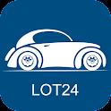 Автозапчасти в Беларуси. LOT24 icon