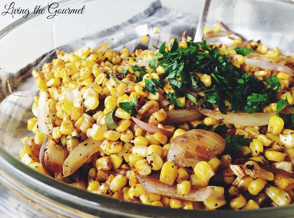 Corn Salad Recipe