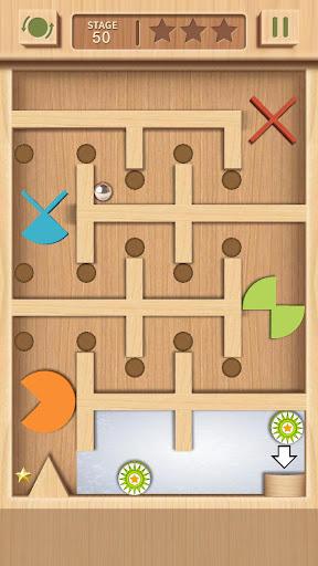 Maze Rolling Ball 3D apkmind screenshots 3