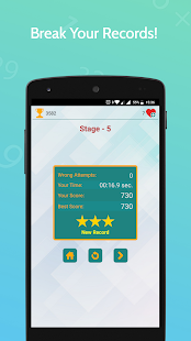 Number Games - Fast Calculations for PC-Windows 7,8,10 and Mac apk screenshot 6
