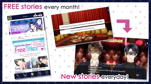 Love 365: Find Your Story screenshots 10