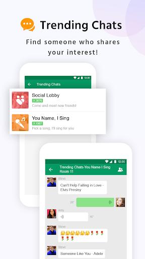MiChat Lite - Free Chats & Meet New People 1.3.84 screenshots 3