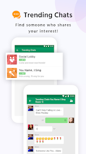 MiChat Lite – Free Chats & Meet New People 3