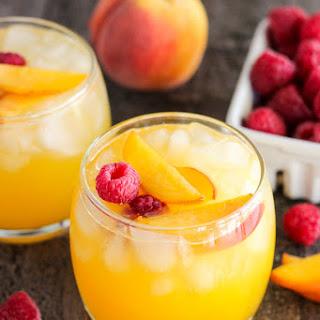 Peach Margaritas