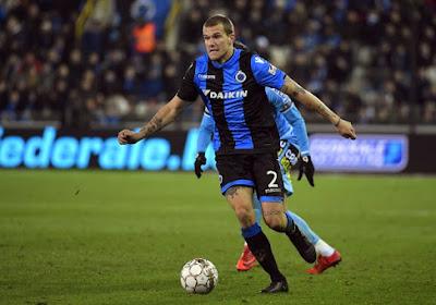 Alexander Scholz verlaat Club Brugge definitief voor FC Midtjylland