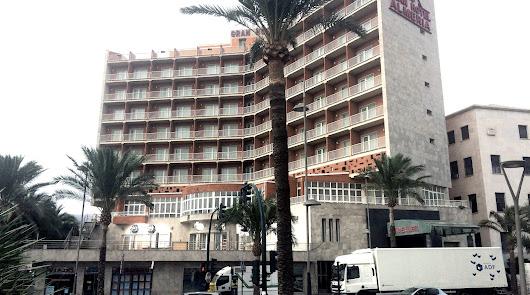 Hoteles de Almería: solo dos de cada diez camas estuvieron ocupadas en 2020