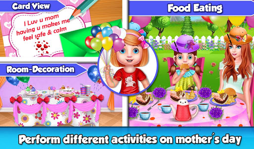 Ava's Happy Mother's Day Game android2mod screenshots 3