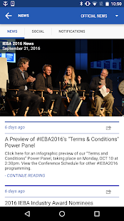 IEBA 2016- screenshot thumbnail