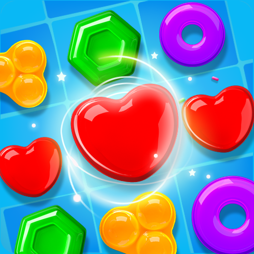 Candy Friends - Match 3 Frenzy Icon