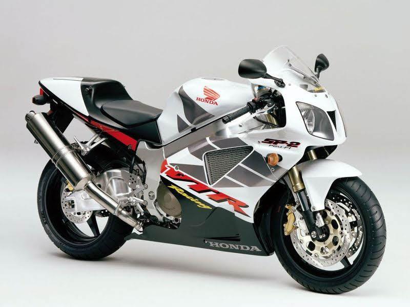 Honda VTR 1000 F-manual-taller-despiece-mecanica