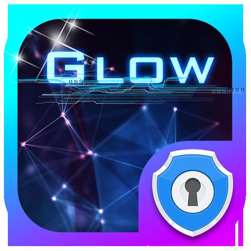 glow Theme - AppLock Pro Theme 個人化 App LOGO-APP開箱王