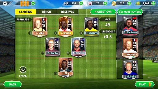 Rugby League 20 1.2.0.47 screenshots 4
