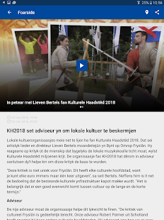 Omrop Fryslân Screenshot 10