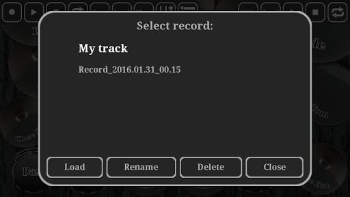 Electronic drum kit 1.3 screenshots 4