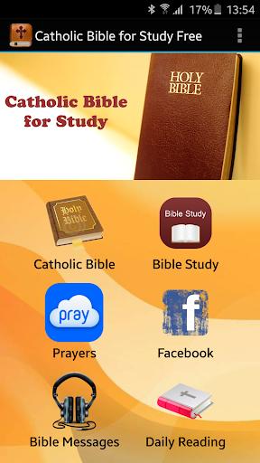 Catholic Bible for Study Free