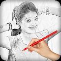 Sketch Photo Editor -Pencil Sketch Art Photo Maker icon