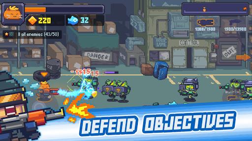 Cat Gunner: Super Force 1.4.0 screenshots 2