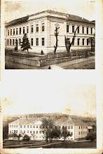Photo: Прокупље-Зграде Гимназије и Пољопривредне школе