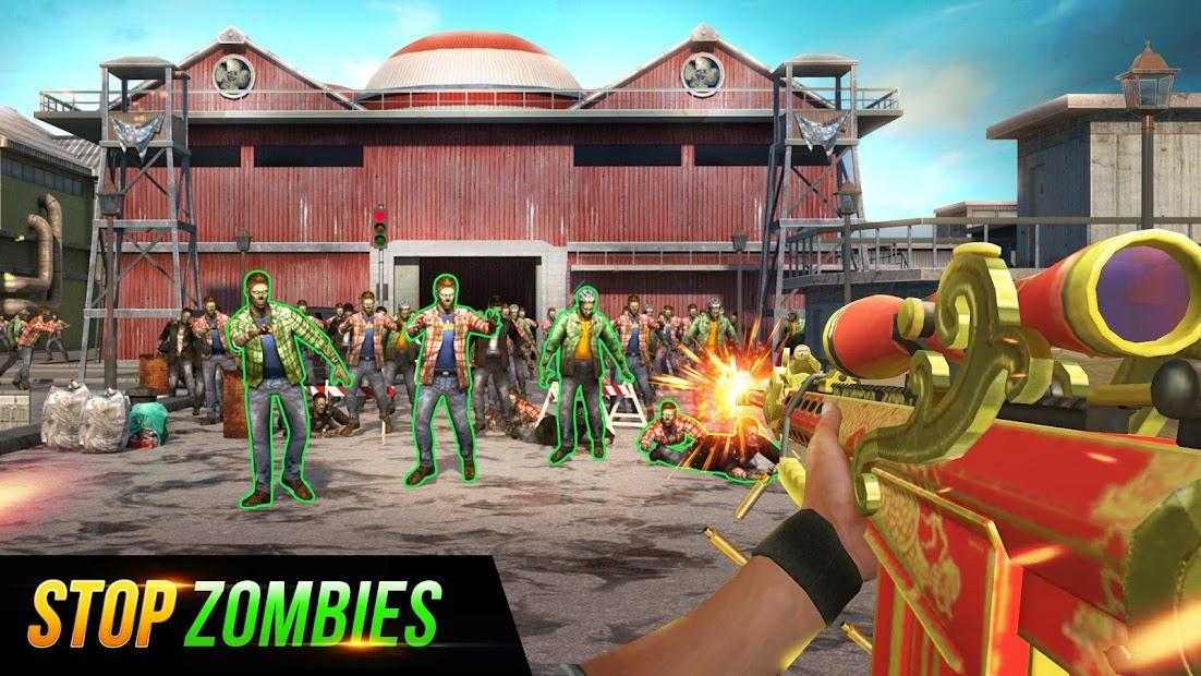 Sniper Honor: Free FPS 3D Gun Shooting Game 2020