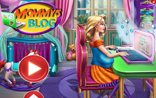 Mommys Blog Game