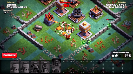 Cheat Clash Of Clans and COC for PC