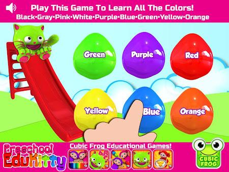 Preschool EduKitty Toddlers! 6.10 screenshot 313070
