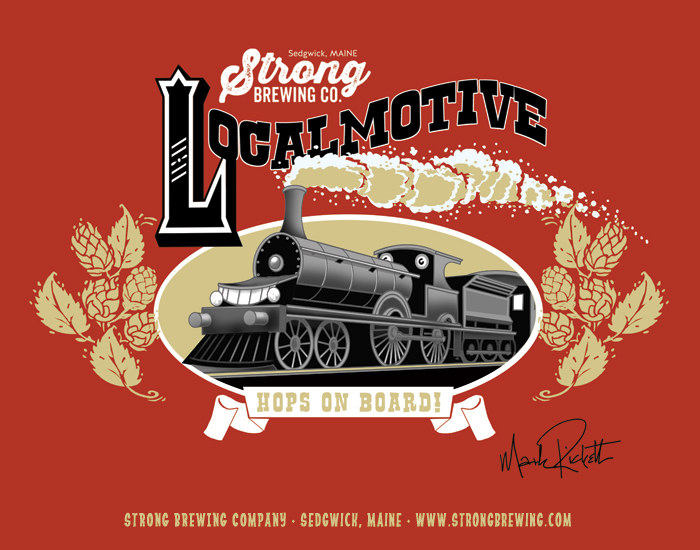 Logo of Strong Localmotive