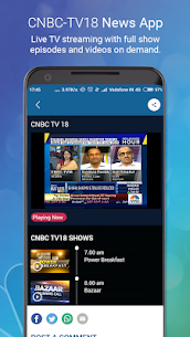 CNBCTV18 Business, Market News 4