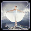 Ballerina Sfondo Animato icon