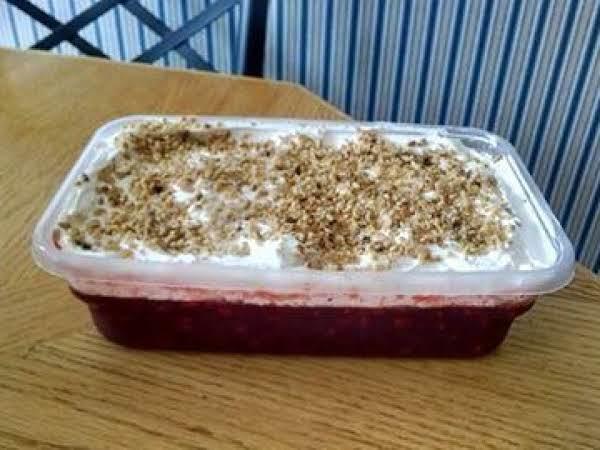 Cranberry Jello Salad
